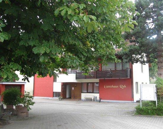 Gaestehaus Ruh : Gästehaus
