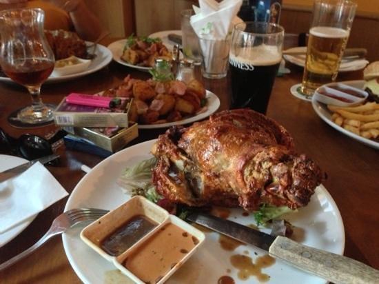 Healy Mac's Irish Bar & Restaurant : Best Roast Pork in Malaysia