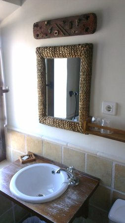 Casa del Surf: Bathroom