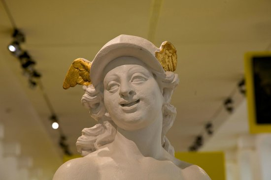Rheinisches Landesmuseum: Roman statuary