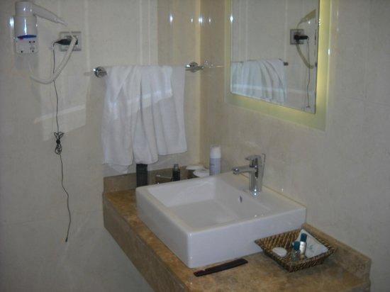 Grand Hotel Gulsoy: Bagno
