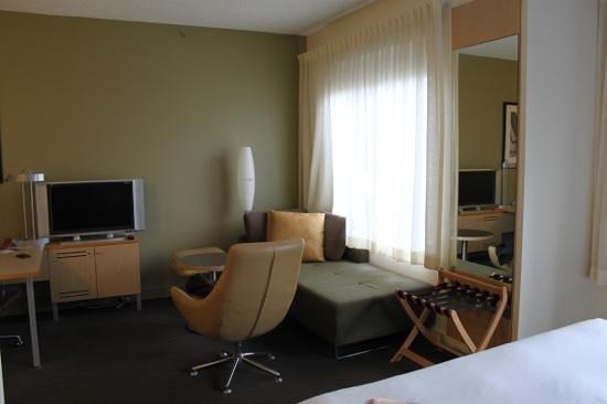 โรงแรมโนโวเทลเมลเบอร์นเซนต์คิลด้า: Bay view room, 4th floor