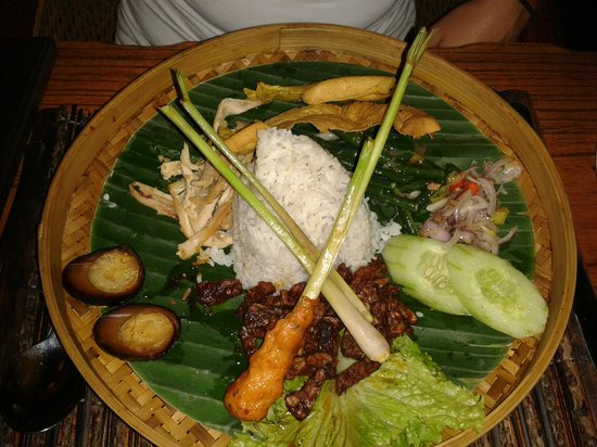 Gabah Restaurant & Bar: Plat