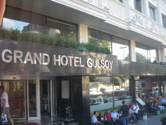 Grand Hotel Gulsoy: Hotel Gulsoy