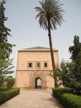 Menara Gardens and Pavilion: Menara