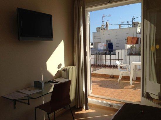 Hotel Galeon: Room