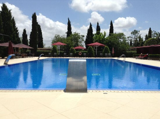 Son Julia Country House Hotel: Amazing pool area
