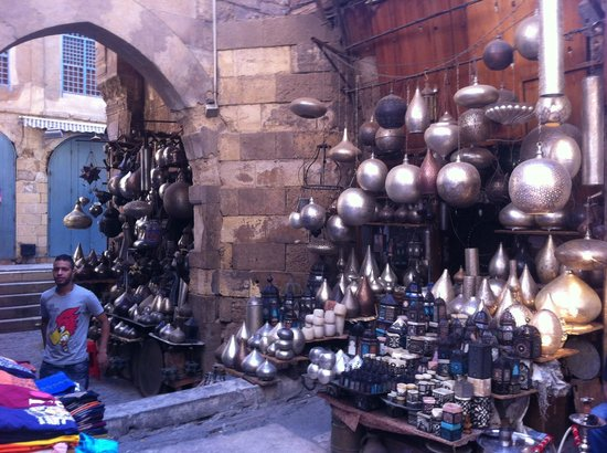 Go Travel Egypt - Day Tours : Local baazar. Amazing shopping if you have the time!