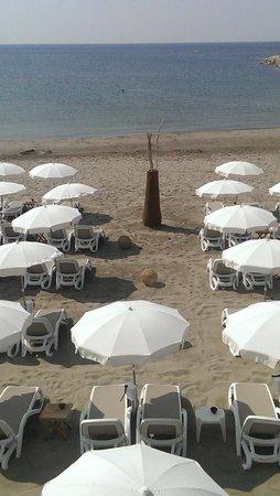 Farniente : Coté plage