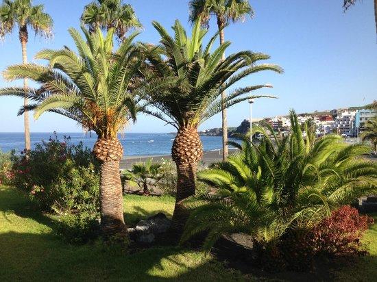 Sol La Palma Hotel: vista desde el balcón