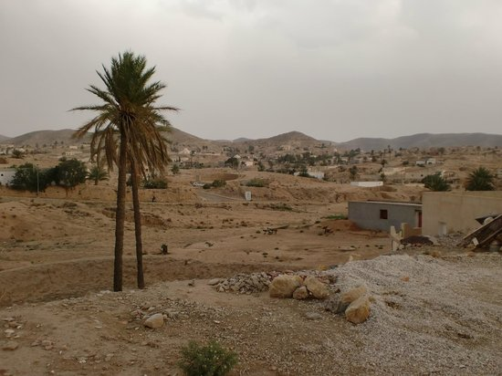 Hotel Marhala: Scorcio di Matmata