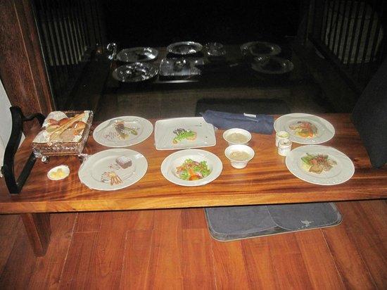 Jetwing Vil Uyana: Dining