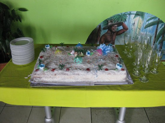 L'Eddy's Papillon : gâteau coco