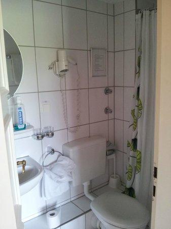 Hotel Drei Kronen : Bathroom