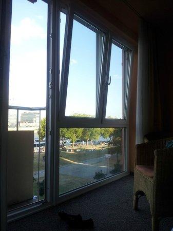 Hotel Drei Kronen: Great view