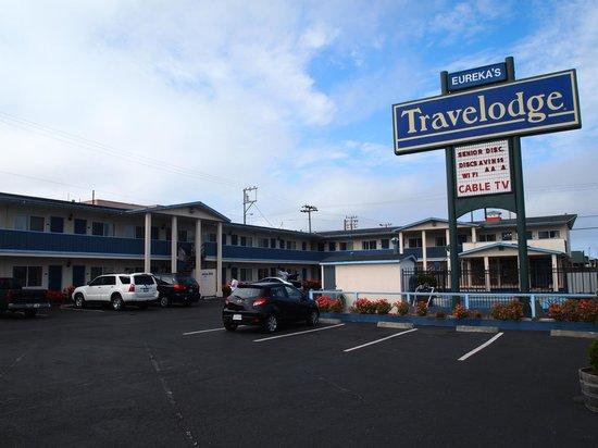 Travelodge Eureka: Hotel