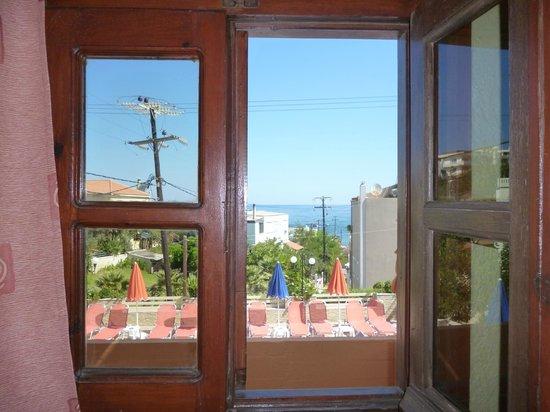 Sofia's Apartments : Θέα