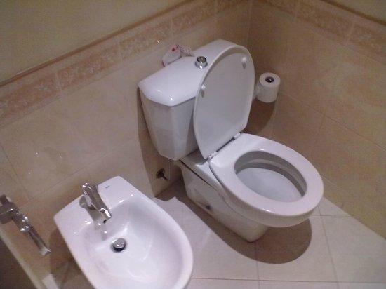Atlas Les Almohades Casablanca: Pur lovely clean lavatory