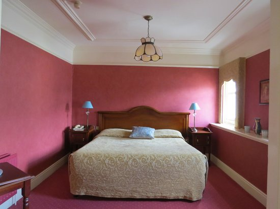 Arbutus Hotel: BED