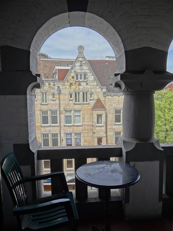 Hotel Di-Ann: Balkon mit Aussicht