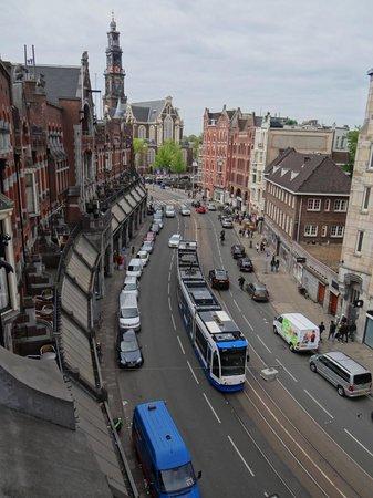 Hotel Di-Ann: Aussicht vom Balkon