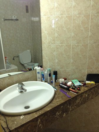 Sol Lunamar Apartamentos: Ванна/Туалет