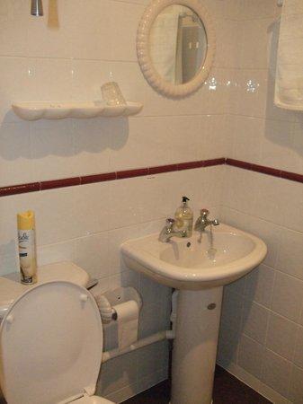 Maison Dieu Guest House: bathroom