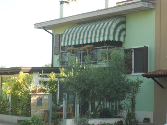 Agriturismo Le Nosare: ubicazione reception