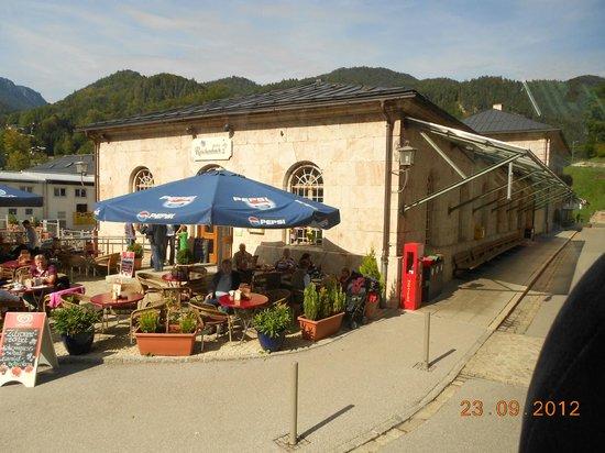 Berchtesgaden Salt Mines : fora da mina2