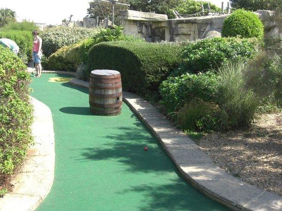Treasure Island Mini Golf Hours