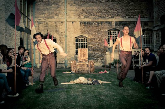 Creation Theatre Company: Henry V, 2013