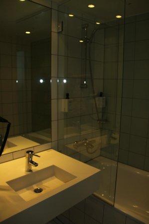 Scandic Vulkan : Baño