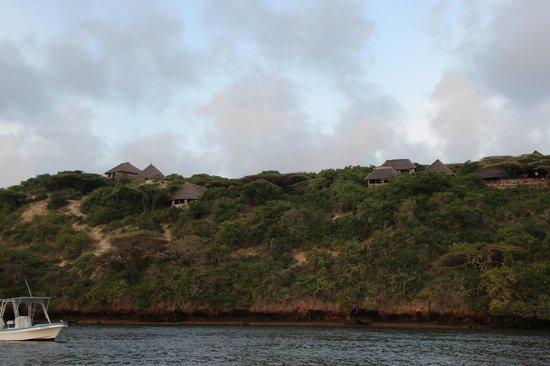 Mike's Camp, Kiwayu Island: Mike's piece of heaven