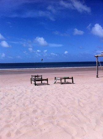 Che Shale: spiaggia ad Agosto