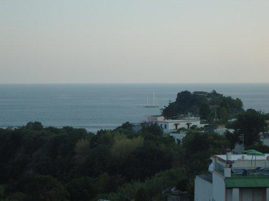 Miralisa Villa: Vista dalla camera