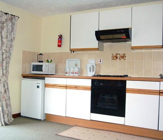 Hill House Bed & Breakfast and Self Catering : Kitchen