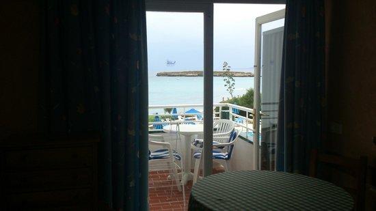 Vistamar Apartments: balcony view