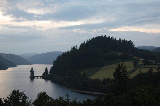 Gorffwysfa: Lake Vyrnwy