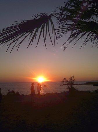 Galatone, إيطاليا: tramonto di agosto al km0!