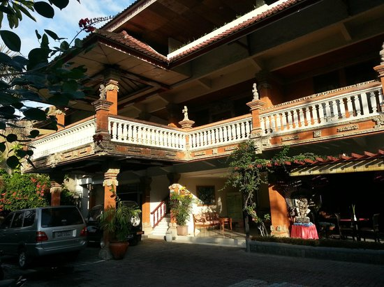 Seminyak Paradiso Hotel: Hotel