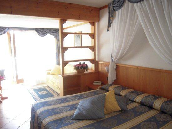 Hotel Bucaneve: junior suite