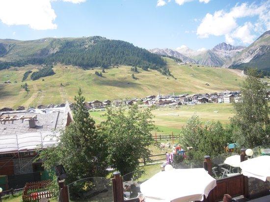 Hotel Bucaneve: vista