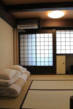 Matsubaya Inn: la nostra camera