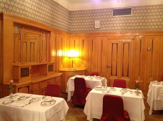 Lobby Bar Grand Hotel Europe照片
