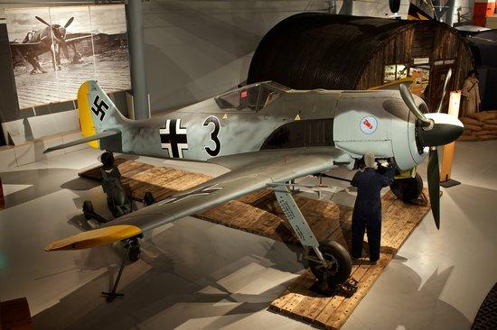 Norsk luftfartsmuseum: Focke-Wulf Fw 190