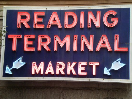 Four Points by Sheraton Philadelphia City Center: Reading terminal market very near hotel