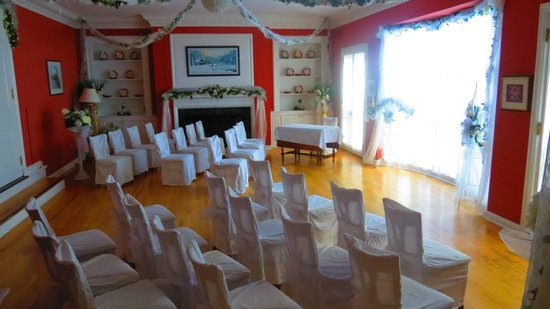 Strawberry Hill Inn & Chalets : wedding