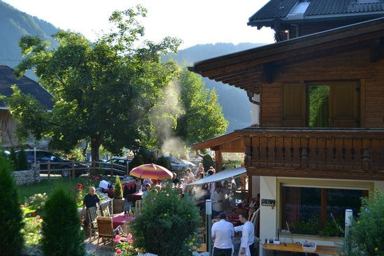 Hotel Monte Paraccia: grigliata mista