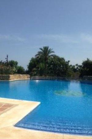 Apartamentos Greenlife Golf: Pool is just amazing