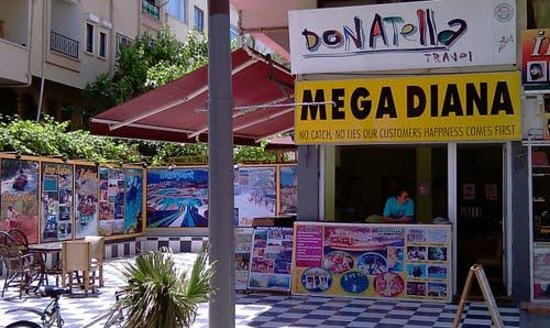 The photographer - Picture of Mega Diana Boat Trip-Tours, Marmaris - TripAdvisor